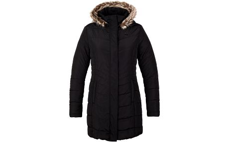 TAFETA dámský kabát do města černá M
