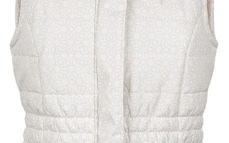 TIGI dámská sportovní vesta bílá M