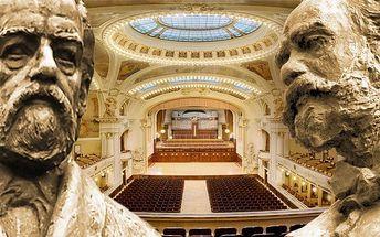 Gala koncert v podání Bohemian Symphony Orchestra Prague v Obecním domě v Praze