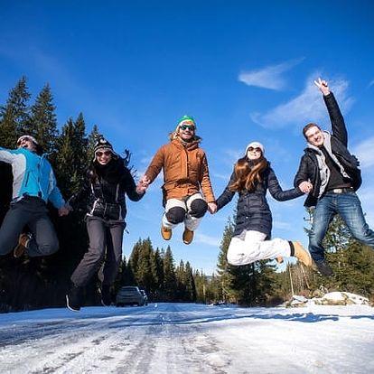 Silvestr na horách? Vydejte se na 3 nebo 5 nocí do hotelu Maxov v Jizerských horách a užijte si vstup do roku 2018.