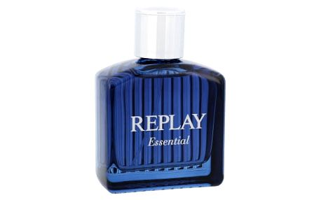 Replay Essential For Him 75 ml toaletní voda pro muže