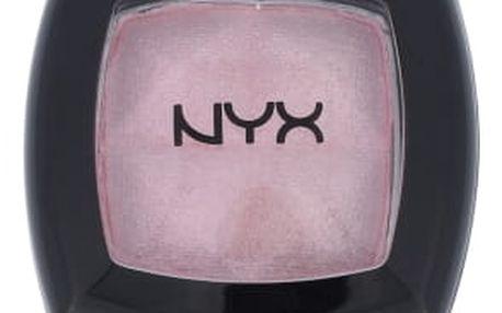 NYX Professional Makeup Single 2,5 g oční stín pro ženy 131A Dust Sparkle