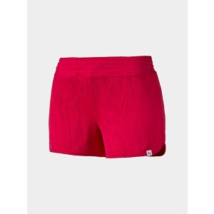 Šortky Puma MESH IT UP Short rose red S Červená