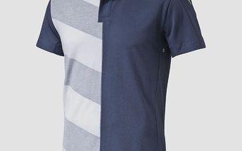 Tričko Puma Mestre Casual Polo M Modrá