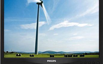 """Philips 17S4LSB - LED monitor 17"""" - 17S4LSB/00"""