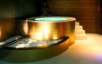Privátní Wellness pro 2 osoby v centru Golden Body