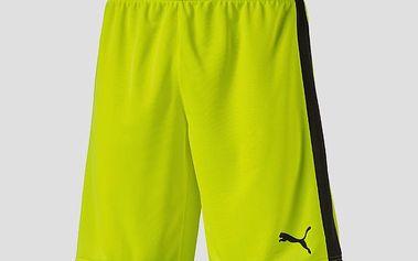 Šortky Puma Tournament GK Shorts safety yellow-atomi S Žlutá