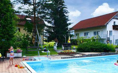 Apartmány u rakouského jezera Klopeiner See