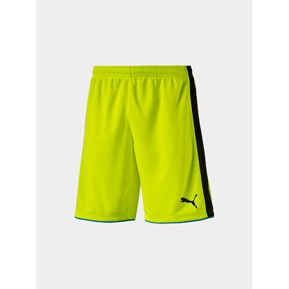 Šortky Puma Tournament GK Shorts safety yellow-atomi M Žlutá