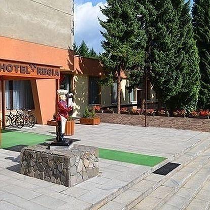 Léčebný 6denní pobyt s polopenzí pro 1 osobu - pro seniory v Bojnicích, koupele, masáže, wellness.