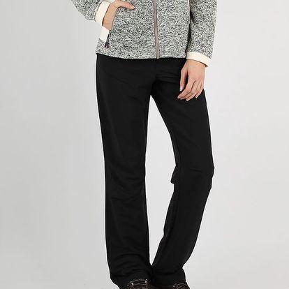 Kalhoty Alpine Pro OMINECA 38 Černá