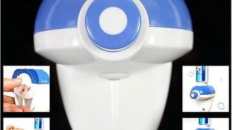 Praktický dávkovač na zubní pastu!