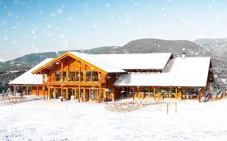 3–6denní pobyt se snídaněmi a wellness pro 2 v Beskydech v hotelu Green Inn****