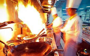 Kurz vaření: Asijská kuchyně