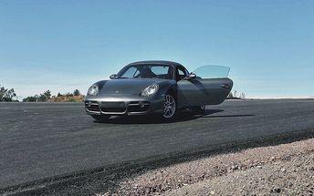 Superjízdy luxusními vozy pro 1 osobu na polygonu: Porsche, BMW, Lamborghini, Ferrari