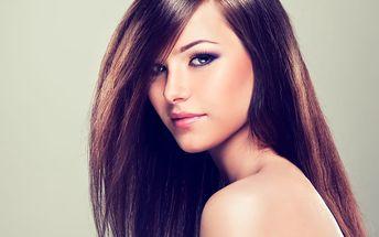 Kadeřnický balíček pro všechny délky vlasů: mytí, střih, foukaná, styling či melír nebo barva