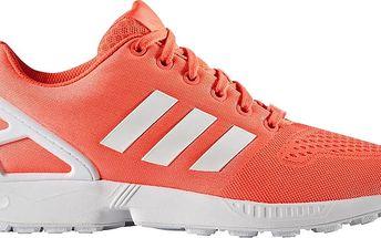 Boty adidas Originals ZX FLUX EM 42 Oranžová
