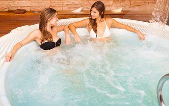 Dámská beauty jízda na 3 dny pro 2 osoby v Hotelu Morris**** Nový Bor s polopenzí a wellness