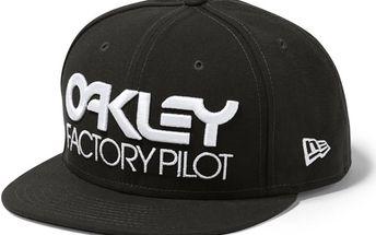 Kšiltovka Oakley FP NOVELTY SNAP-BACK UNI Černá
