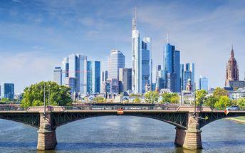 3 dny ve Frankfurtu s wellness a dětmi zdarma