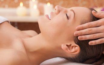 Relaxační kosmetické ošetření vč. masáže