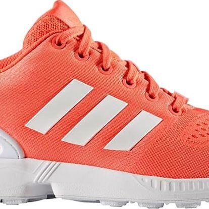 Boty adidas Originals ZX FLUX EM 39 1/3 Oranžová