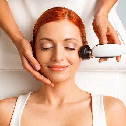 Ošetření pleti ultrazvukovou špachtlí na 30-60 min.: odlíčení, ošetření, peeling, aplikace