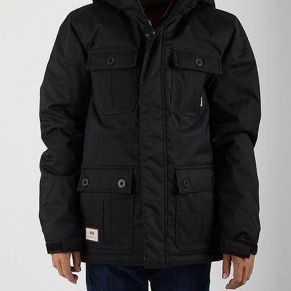 Bunda Vans B MIXTER II BOYS BLACK XL Černá