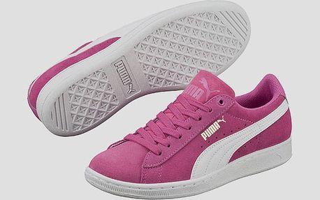 Boty Puma Vikky phlox pink-whi 39 Fialová