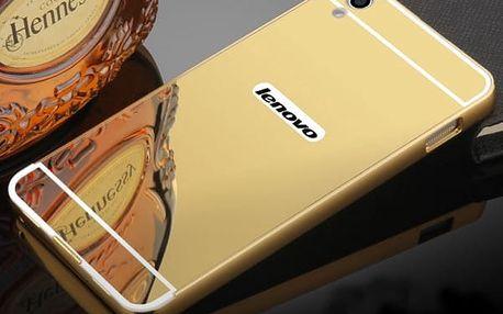 Zrcadlový kryt na mobilní telefony Lenovo