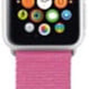 Trust náramek pro Apple Watch 38mm, růžová - 20974