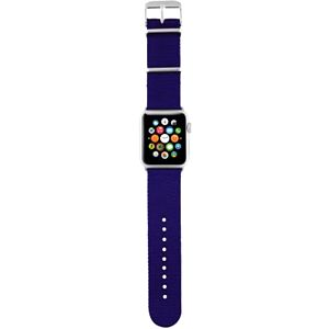 Trust náramek pro Apple Watch 38mm, modrá - 20990