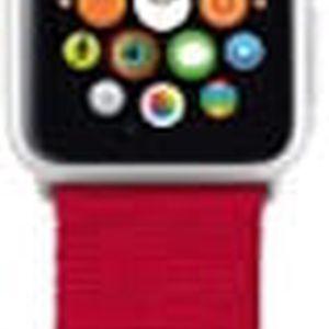 Trust náramek pro Apple Watch 38mm, červená - 20917