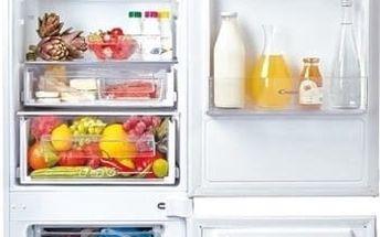 Vestavná kombinovaná lednička s mrazákem dole Candy CKBC 3380 EE/1