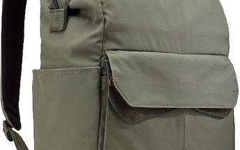 """CaseLogic LoDo batoh na 14"""" notebook, zelená - CL-LODP114PTG"""