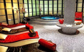3denní dámská wellness jízda v hotelu Morris v České Lípě s plnou penzí
