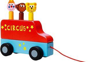 SCRATCH Cirkus s aktivitami