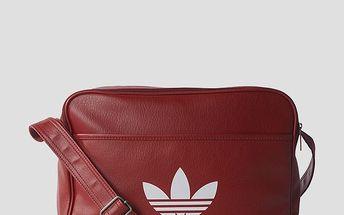 Sportovní taška Adidas Originals AIRL CLASSIC ve vínové barvě