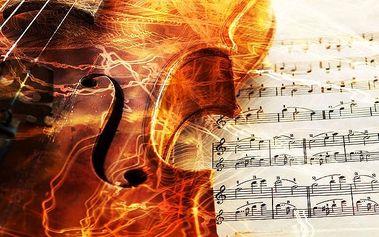 Koncert klasické hudby v podání Bohemian Symphony Orchestra v Obecním domě v Praze