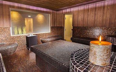 Celodenní vstup do Relaxačně saunového centra Harfa v Praze pro 1 nebo 2 osoby