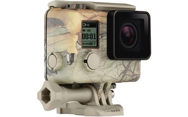 GoPro Camo Housing + QuickClip (Realtree Xtra®) - AHCSH-001