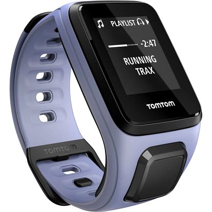 TOMTOM Spark Fitness Cardio + Music (S), fialová - 1RFM.003.06