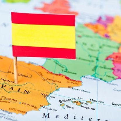 Španělština pro mírně pokročilé v Liberci (úterý 16:50-18:20)