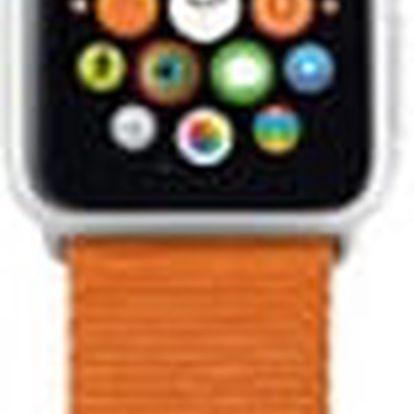 Trust náramek pro Apple Watch 38mm, oranžová - 20975