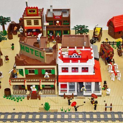 Kostkoland: Rodinné vstupné do ráje LEGO