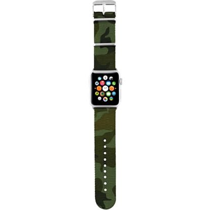Trust náramek pro Apple Watch 38mm, camouflage - 20916