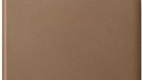 Apple iPhone 6s Plus Leather Case, tmavě hnědá - MKX92ZM/A