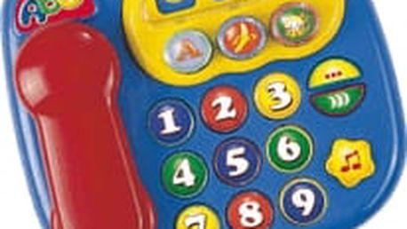 SIMBA Baby telefon, na baterie, 20 x 20 cm