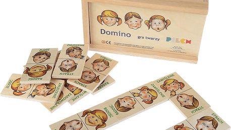 PILCH Domino - hra tváře