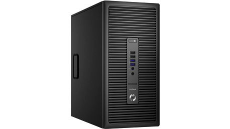 HP ProDesk 600 G2 MT, černá - P1G51EA